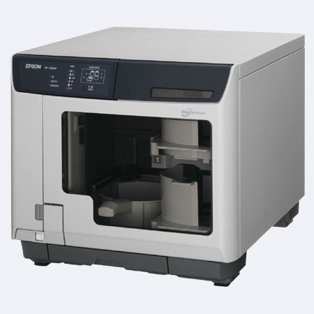 Epson Discproducer PP-100AP - pp100ap epson discproducer automatische inkjet cd dvd bd print robot