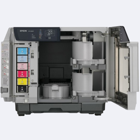 Epson Discproducer PP-100AP C11CA93021 - pp100ap epson discproducer automatische inkjet cd dvd bd print robot